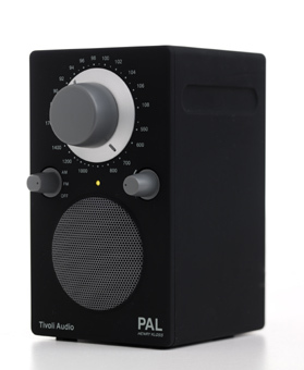 Tivoli Radio PAL basic black