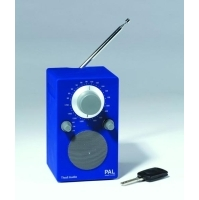 Tivoli Radio PAL electric blue