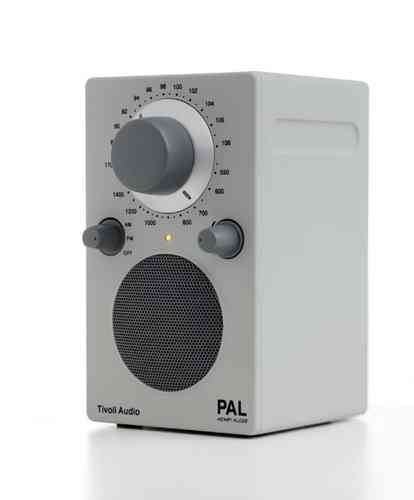 Tivoli Radio PAL moonlight grey
